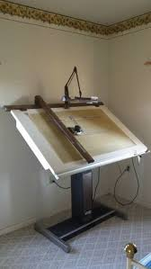 Vemco Drafting Table Manual Tire Changer General In Burlington Nc Offerup