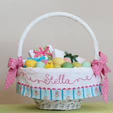 easter basket liners personalized 180 best tada creations handmade bows and baskets sweet stitches