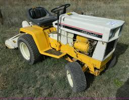 cub cadet 129 tiller tractor item b3963 sold wednesday