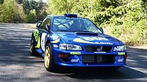 subaru wrc wallpaper colin mcrae u0027s iconic wrc subaru for sale motoring research