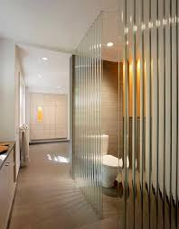 bathroom partition ideas interior partitions room zoning design ideas