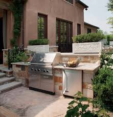 tips for designing an outdoor kitchen old house restoration