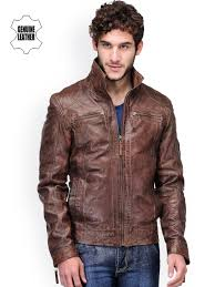 Boys Leather Bomber Jacket Mens Jackets Buy Mens Jackets Online In India