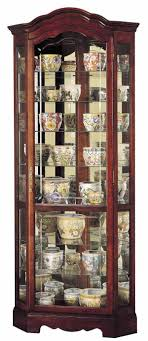 corner curio cabinets for sale curio cabinets discount best cabinets decoration