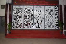 classica decorative design in coimbatore laser cut design panels