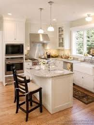 island in small kitchen 20 charming cottage style kitchen decors cottage style kitchen