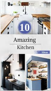 10 amazing kitchen ideas u2013 postbit net