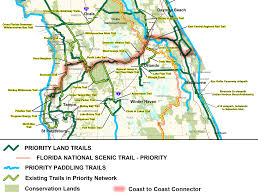 Orlando Florida Map Florida Rails To Trails Map My Blog