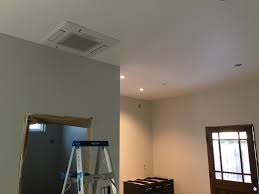 mitsubishi mini split ceiling work u2013 mtech works llc