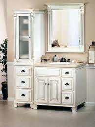 bathroom vanity and linen cabinet combo bath vanity with linen cabinet bathroom bathroom design and