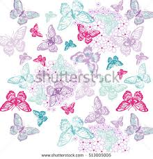abstract pattern butterfly vector butterflies pattern abstract background stock vector hd