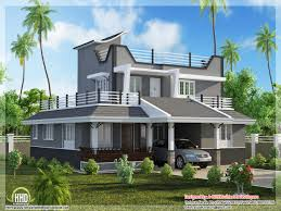 New Contemporary Style House In Kerala Collection Contemporary Style Homes Photos Impressive Home