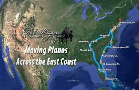 bob haynes piano moving monthly run york to miami