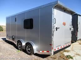 Cargo Trailer With Bathroom 14090 2018 Sundowner Sunlite 7 5x18 Toy Hauler With Bathroom For