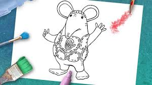 clangers picture cbeebies bbc