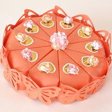 aliexpress com buy 20 pcs creative sweet butterfly orange cake