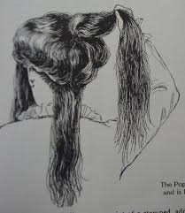hairstyles from 1900 s 1913 hair styles a hundred years ago