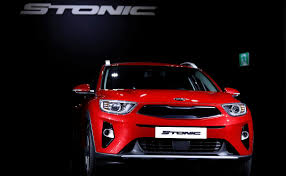 kia unveils more photos of small stonic crossover