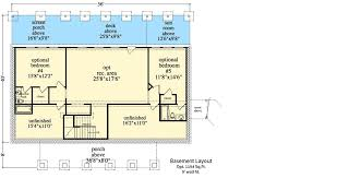 ranch floor plans with walkout basement 25 beautiful ranch floor plans with walkout basement