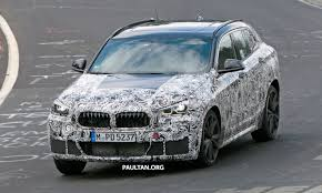 kereta bmw z4 spyshots bmw x2 undergoes nurburgring testing