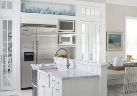 grey kitchen walls design ideas