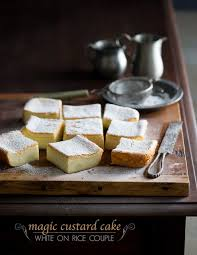 magic custard cake recipe magic custard pie