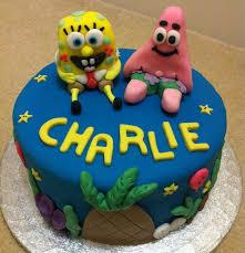 spongebob cake ideas spongebob cake for