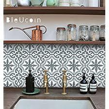 kitchen backsplash decals moroccan tile stickers for kitchen and bathroom