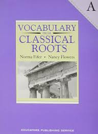 amazon com vocabulary from classical roots a 9780838822524