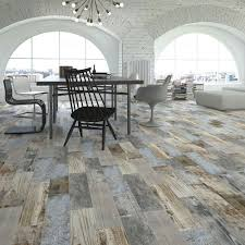 Kitchen Laminate Flooring Tile Effect Https Www Wallsandfloors Co Uk Reclaimed Wood Effect Tiles