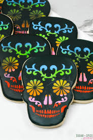 12 spectacular sugar skull craft ideas for dia de los muertos