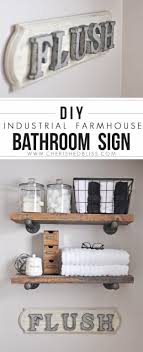 diy bathroom decor ideas 31 brilliant diy decor ideas for your bathroom rustic bathroom