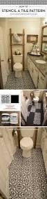 Bathroom Linoleum Ideas by Best 20 Paint Linoleum Ideas On Pinterest Painting Linoleum