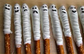 halloween pretzel sweet spooky treats for halloween inside nanabread u0027s head