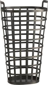 grid umbrella stand in home accessories crate and barrel