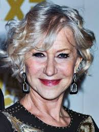 helen mirren hairstyles for thinning hair women