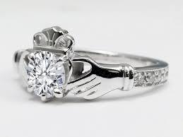 claddagh engagement ring claddagh engagement rings from mdc diamonds nyc