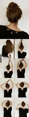 Coole Frisuren F Lange Haare M臈chen by Die Besten 25 Einfache Frisuren Ideen Auf Einfache
