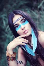 easy face makeup for halloween best 20 native american makeup ideas on pinterest native