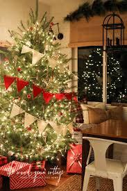 kitchen christmas tree ideas christmas tree cottage christmas lights decoration