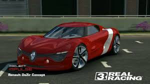 renault dezir real racing 3 renault dezir concept project impulse youtube