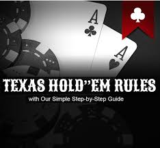 Big Blind Small Blind Rules Learn The Texas Holdem Rules With Our Simple Step By Step Guide