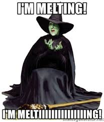 Melting Meme - i m melting i m meltiiiiiiiiiiiiiiing wicked witch of the west