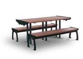 Recycled Plastic Patio Furniture Amazing Commercial Patio Tables And Commercial Recycled Plastic
