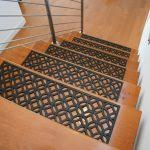 outdoor rubber stair treads home depot installing exterior stair