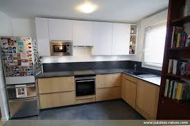 implantation cuisine ouverte implantation cuisine ouverte 14 cuisine en l c233ramique fonce