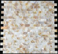 wall tile for kitchen backsplash of pearl tile kitchen backsplash mop012 brick sea