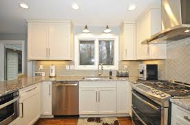 kitchen cabinet hardware brushed nickel guyco homes