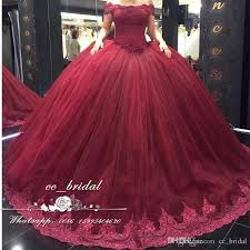 maroon quinceanera dresses burgundy the shoulder quinceanera dresses 2017 with appliques
