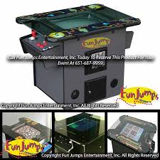 Pacman Game Table by Pac Man Game Rental Twin Cities Minneapolis Saint Paul Ms Pacman